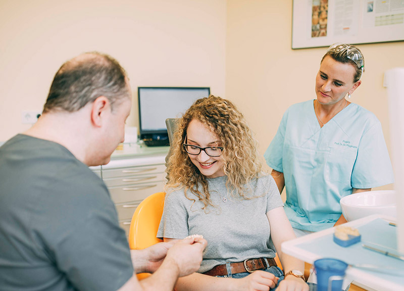 KFO für Erwachsene Leverkusen für die späte Zahnkorrektur