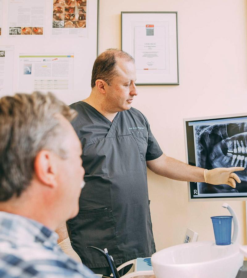 Bei der Oralchirurgie Leverkusen ist eine umfangreiche Planung sehr wichtig