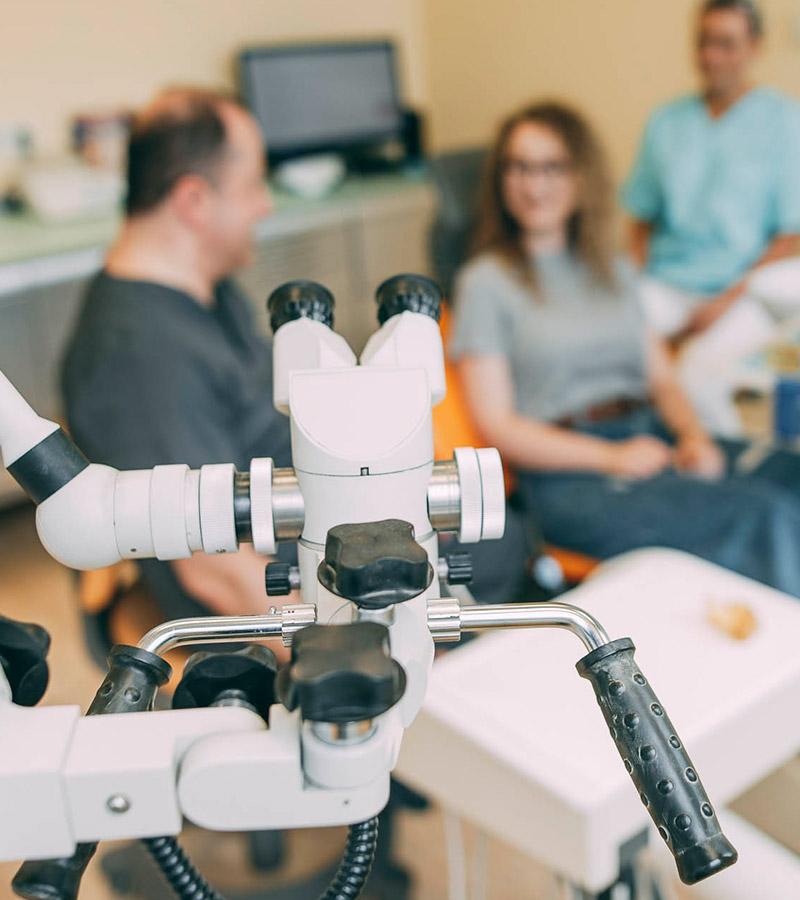 Parodontose behandeln wir in Leverkusen nach einem bewährten Konzept