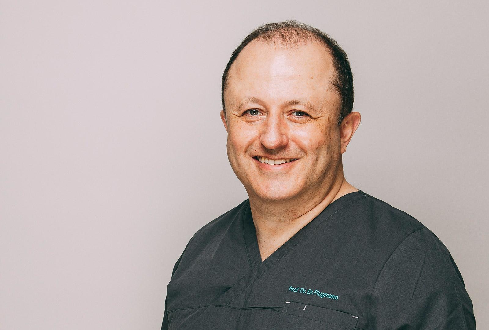 Prof. Dr. Dr. Philipp Plugmann, Zahnarzt Leverkusen