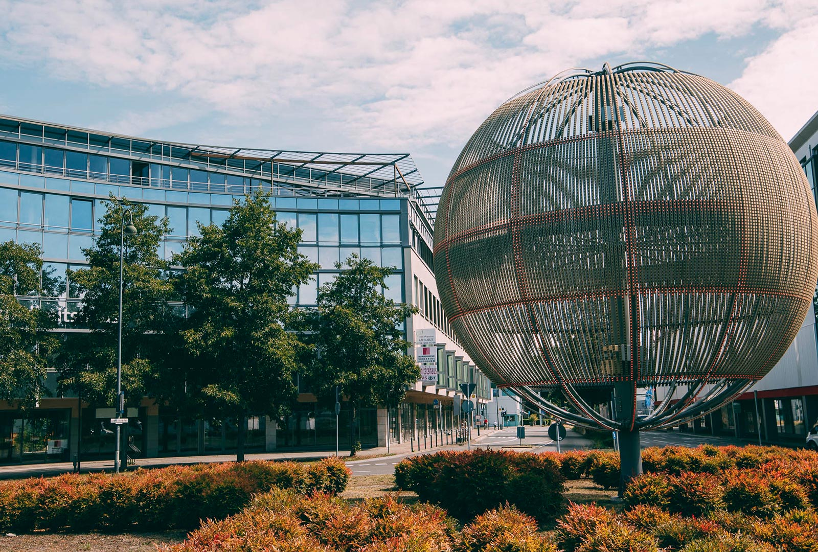 Die Praxis an der LeverKugel in Leverkusen
