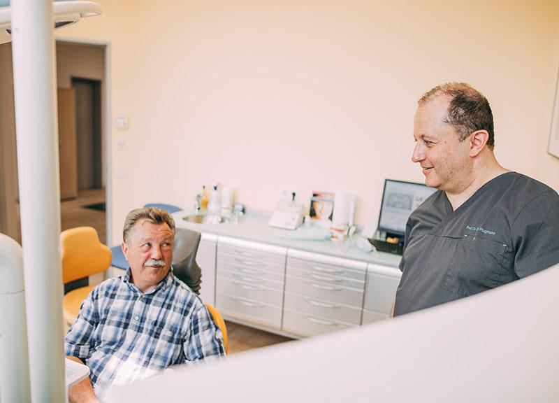 Zahnimplantate Leverkusen sind natürlicher Zahnersatz